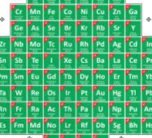 Chemist Tree sweatshirt - Ugly Chemist Tree  Sticker