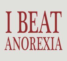 I beat anorexia by SlubberBub
