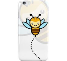 Bee Nice! iPhone Case/Skin