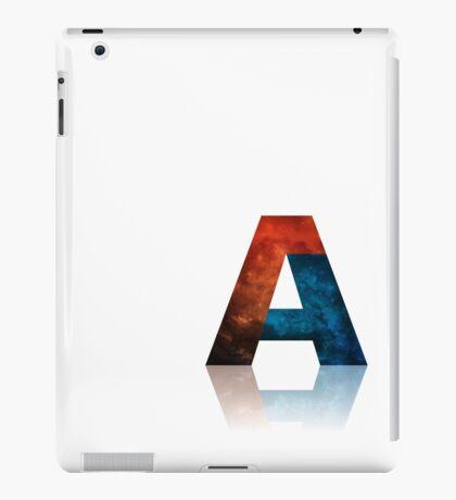 Alphabet A iPad Case/Skin