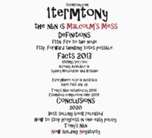 1termtony Nbn Malcom's Mess by cradox