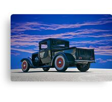 1932 Ford Pick Up V Canvas Print