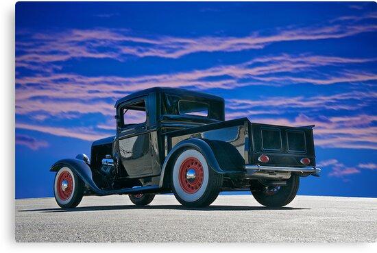 1932 Ford Pick Up V by DaveKoontz
