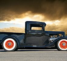 1932 Ford Pick Up IV by DaveKoontz
