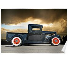 1932 Ford Pick Up IV Poster