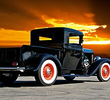1932 Ford Pick Up III by DaveKoontz