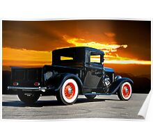 1932 Ford Pick Up III Poster