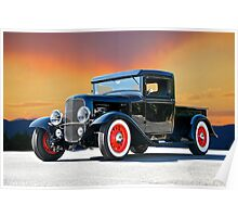 1932 Ford Pick-Up II Poster