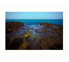 Atlantic Shores Art Print