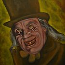Lon Chaney in London after midnight by AnthroEmesis