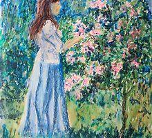 The Blossom Tree by Kathie Nichols