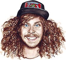 Blake Anderson - Workaholics by OlechkaDesign