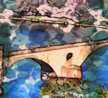 Pont Saint-Bénezet Sticker