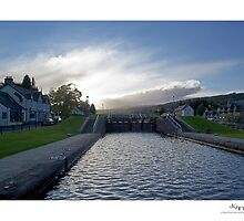 the caledonian channel by kippis
