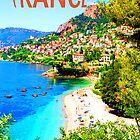 Vacance en France. by prestongeorge