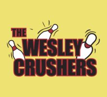 Big Bang Theory - Wesley Crushers by monkeybrain