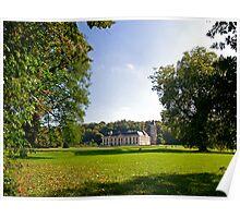 Le Chateau de Mery-sur-Oise Poster