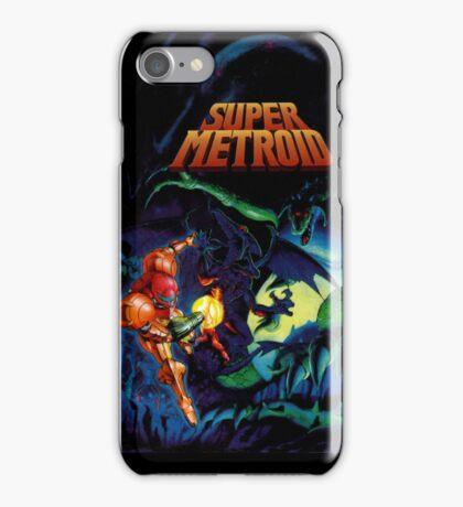 Super Metroid iPhone Case/Skin