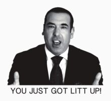 You Just Got Litt Up by mickand13