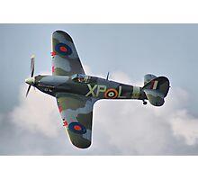 Hawker Hurricane - Dunsfold 2013 Photographic Print