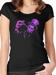 The Acid Test - El Iksir Women's Fitted Scoop T-Shirt