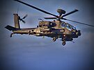 Apache Attack Chopper - Dunsfold 2013 by Colin J Williams Photography