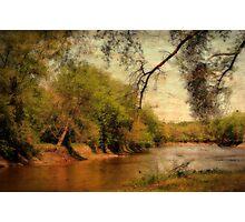 Autumn Scene Photographic Print