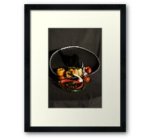Hot stuff Framed Print