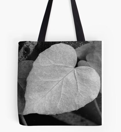 Ivy Heart Tote Bag