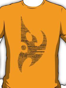 Protoss Logotype - starcraft T-Shirt