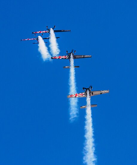The Blades' Extra 300LPs over the top by Colin Smedley