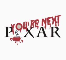 Pixar Murderer by Samuel Telford