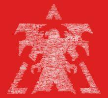 Terran Logotype Invert- starcraft by SCshirts