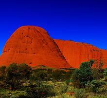 Kata Tjuta, Australia by Wanda Craswell