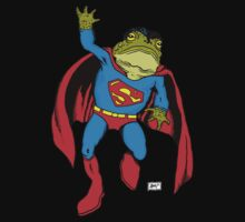 SuperFrog by ZugArt
