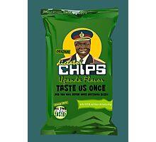 Dictator Chips Uganda Flavor Photographic Print