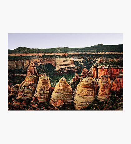 Colorado National Monument Photographic Print