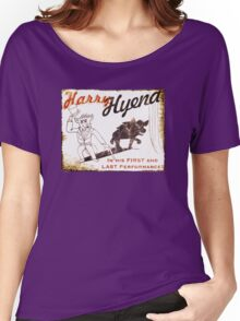 Harry Hyena Women's Relaxed Fit T-Shirt