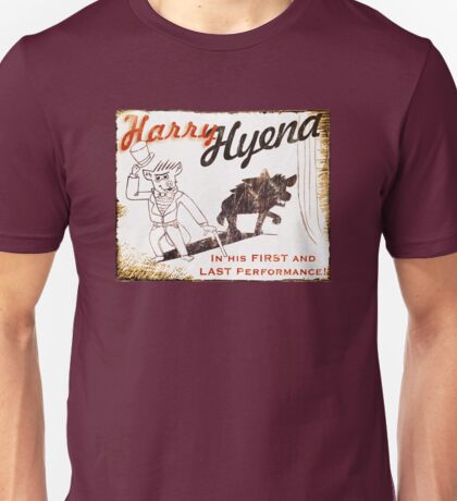 Harry Hyena Unisex T-Shirt