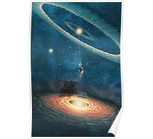 My dream house is in another galaxy Poster
