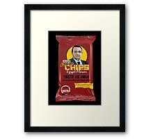Dictator Chips Egypt Flavor Framed Print