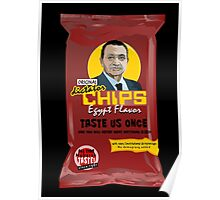 Dictator Chips Egypt Flavor Poster