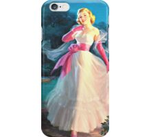 Vintage Lady 50s iPhone Case/Skin