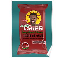Dictator Chips Swaziland Flavor Poster