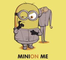 Minion me by DrLupo013