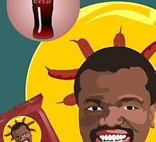 Dictator Chips Swaziland Flavor Cola by Virginie Moerenhout