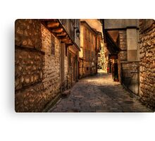 Lake Ohrid Canvas Print