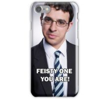 Feisty One You Are! iPhone Case/Skin
