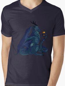 Chalice Drake Mens V-Neck T-Shirt