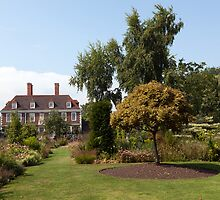 The Salutation in the Secret Gardens of Sandwich. by John Gaffen